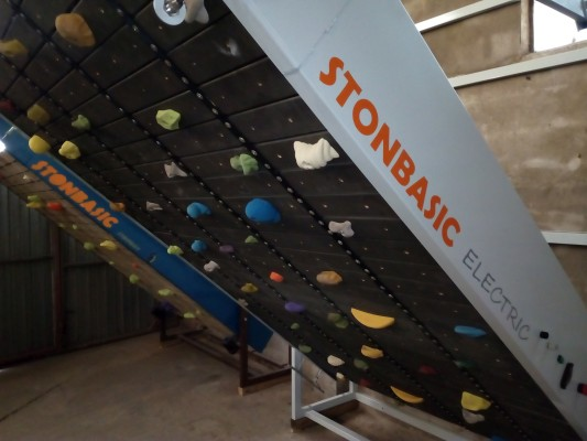 stonbasic electric maquina para escalar